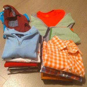 Bundle of 2T boys clothing